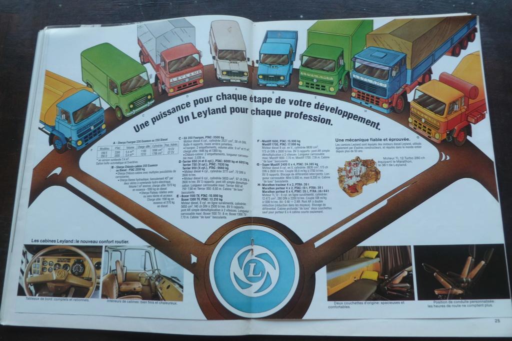 Pub et catalogues LEYLAND Leylan11