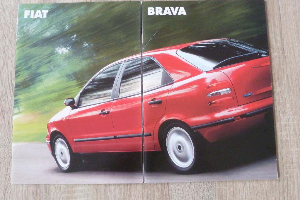 CATALOGUES FIAT BRAVA 1998 P1060725