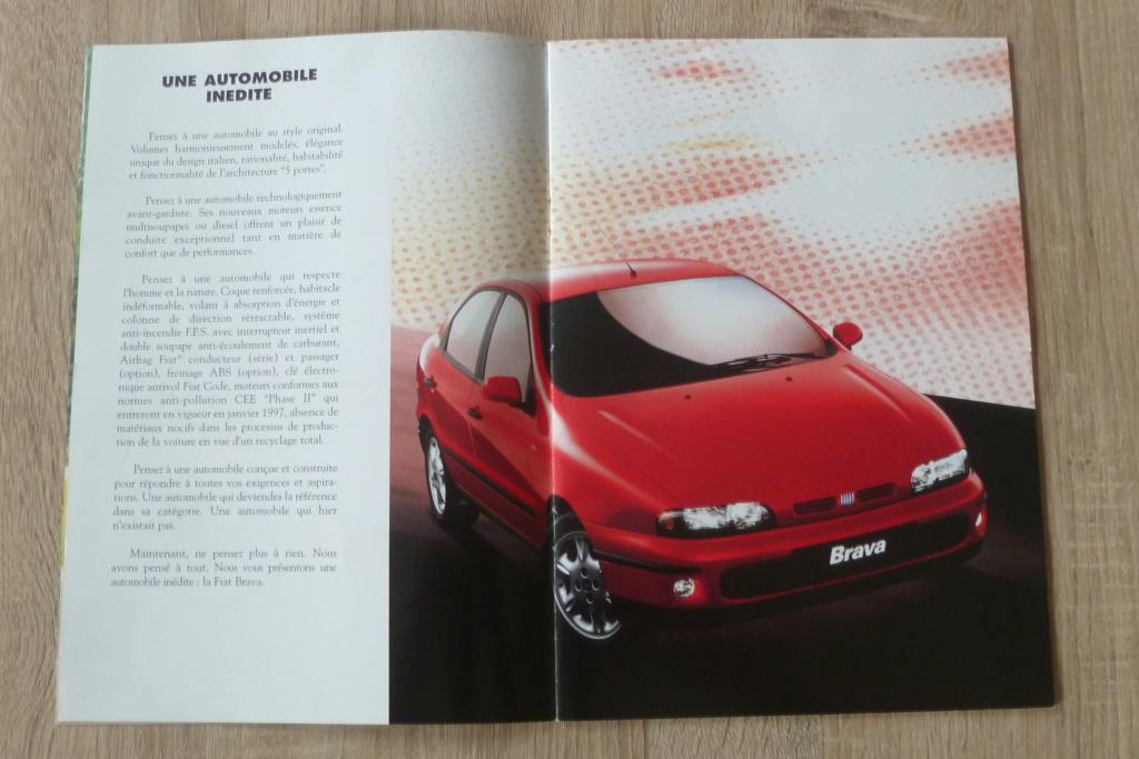 CATALOGUES FIAT BRAVA 1998 P1060726