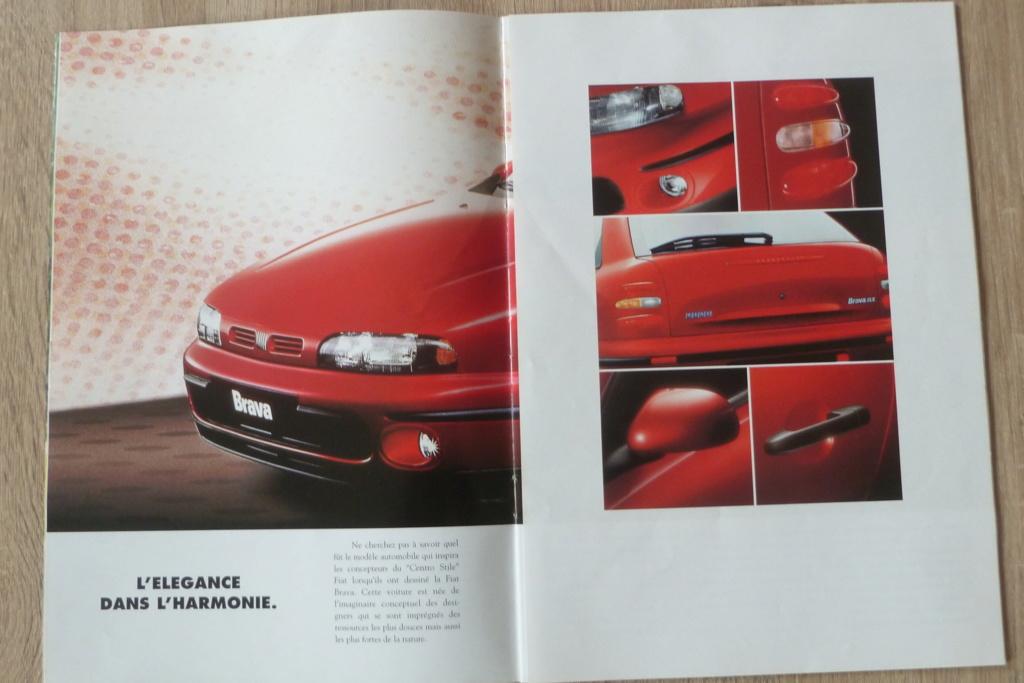 CATALOGUES FIAT BRAVA 1998 P1060727