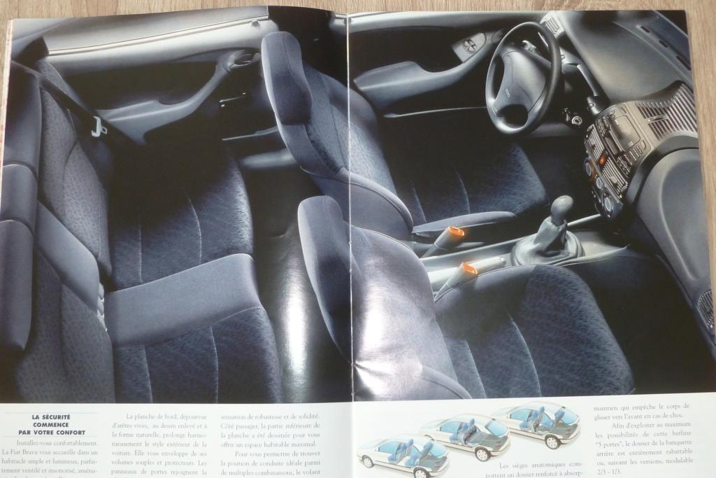 CATALOGUES FIAT BRAVA 1998 P1060728