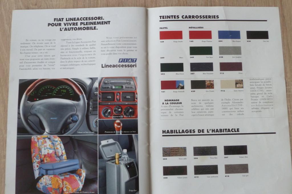 CATALOGUES FIAT BRAVA 1998 P1060730