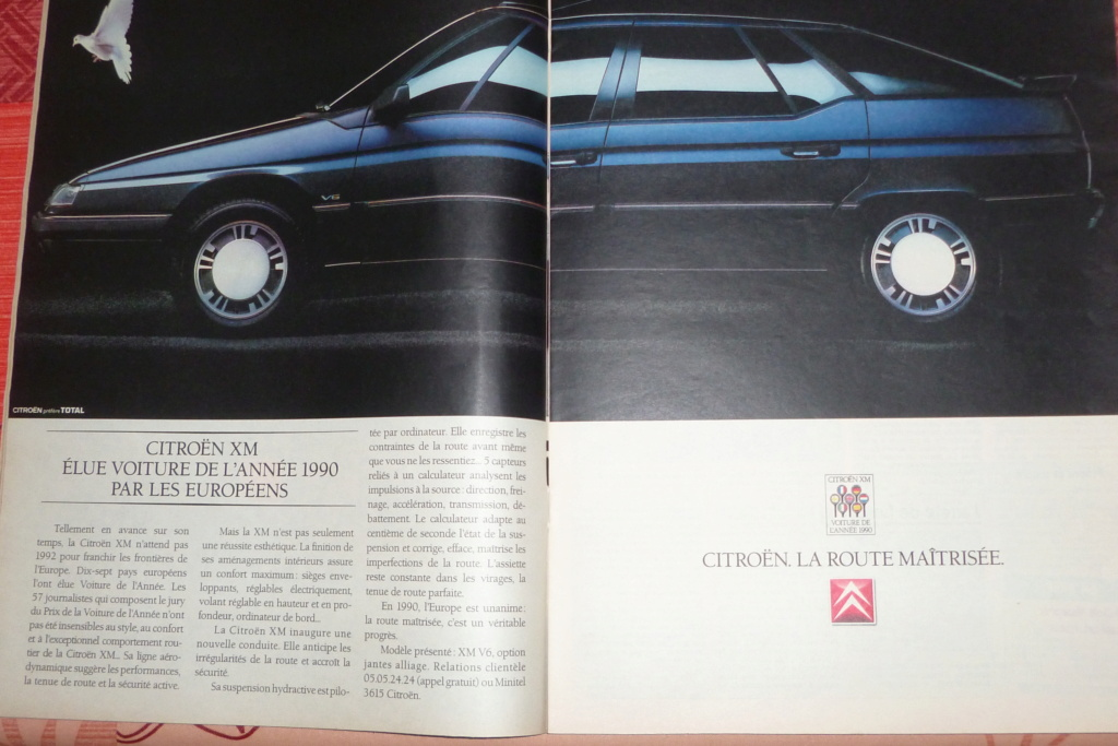 les YOUNGTIMERS (Citroën récentes: AX, BX , CX , XM....) - Page 4 P1070412