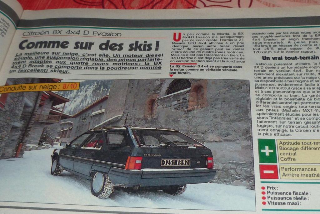 les YOUNGTIMERS (Citroën récentes: AX, BX , CX , XM....) - Page 4 P1070413