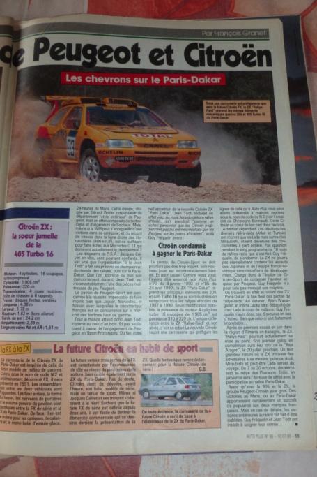 les YOUNGTIMERS (Citroën récentes: AX, BX , CX , XM....) - Page 4 P1070420