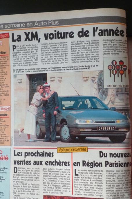 les YOUNGTIMERS (Citroën récentes: AX, BX , CX , XM....) - Page 4 P1070425