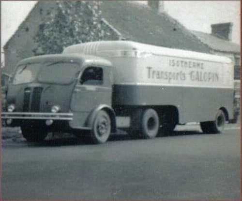 PANHARD & LEVASSOR les camions Panhar34