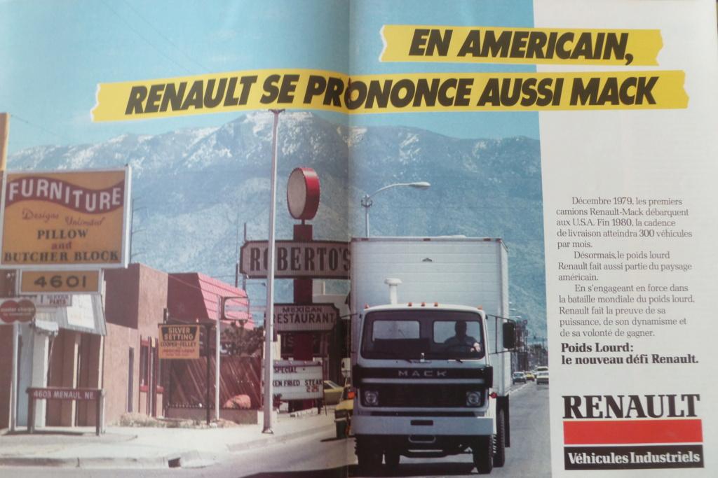 Pub et catalogues RENAULT....les camions Renau124