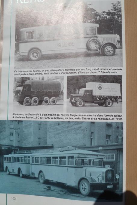 Pubs et catalogues SAURER Saurer22