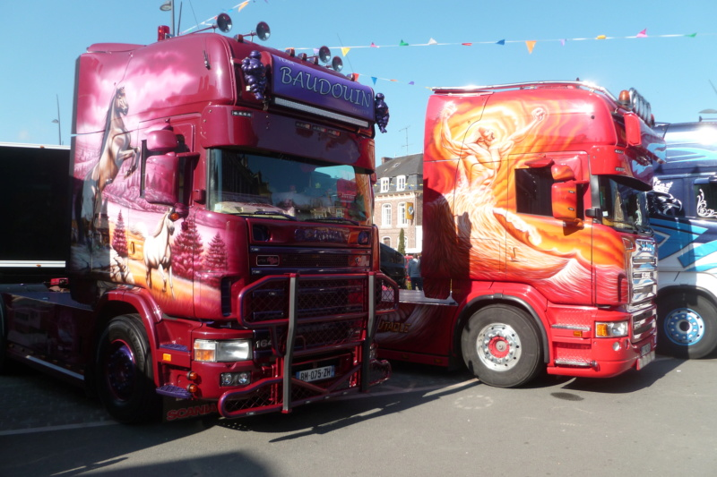 CAMIONS DECORES  Scania26