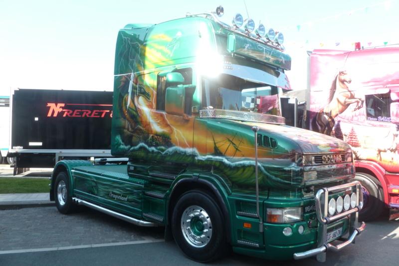 camions decorés Scania27