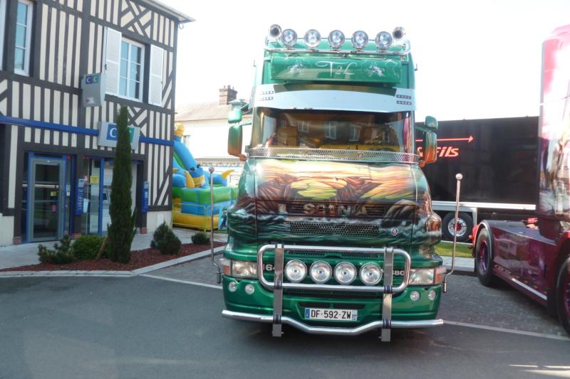 camions decorés Scania34
