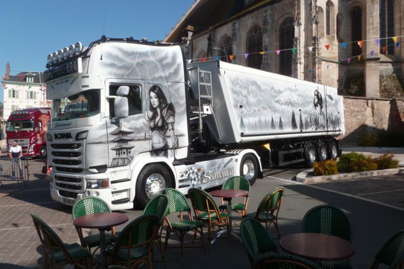 camions decorés Scania35