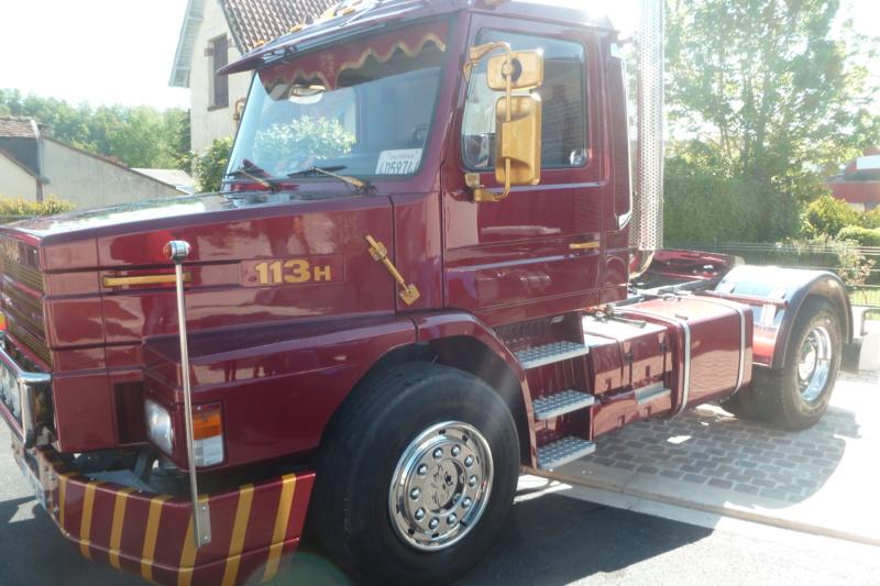 camions decorés Scania49