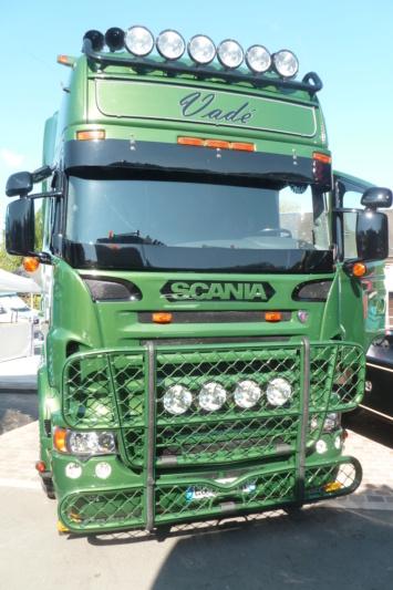 camions decorés - Page 2 Scania56