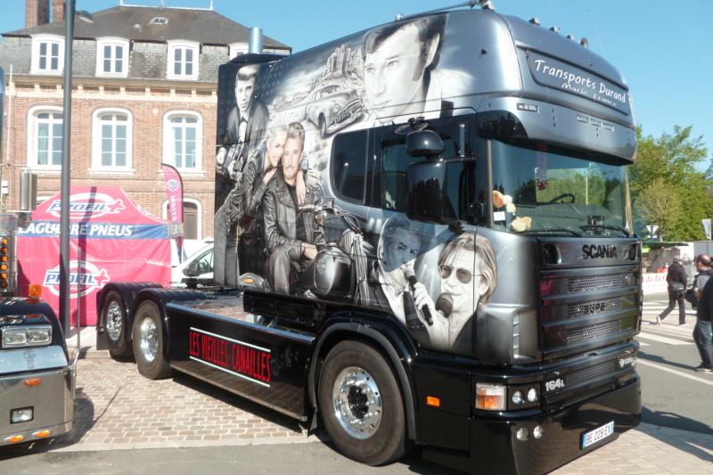 camions decorés - Page 2 Scania62