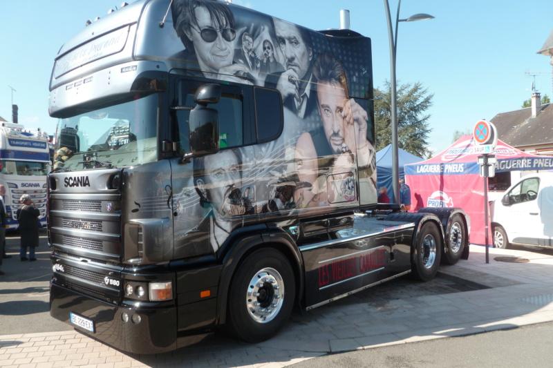 camions decorés - Page 2 Scania63
