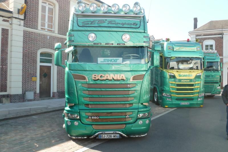 camions decorés - Page 2 Scania70