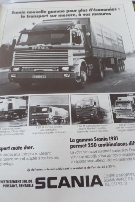 Pub et catalogues SCANIA Scania94