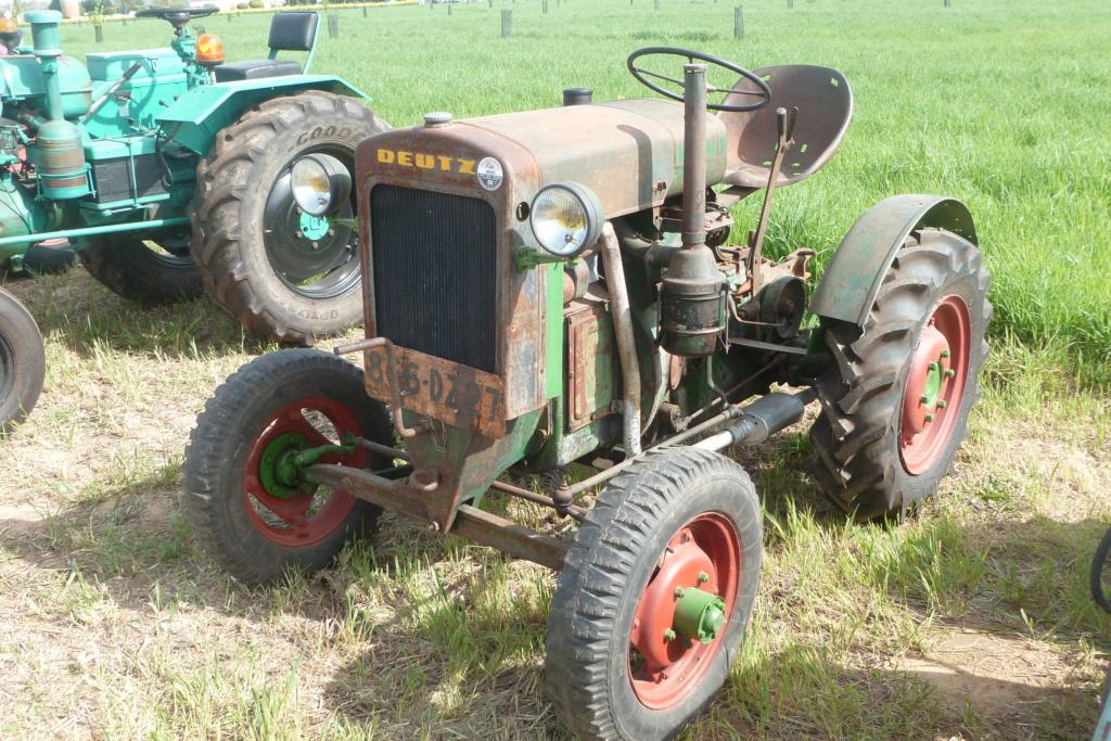 Tracteurs agricoles divers  - Page 2 Tracte11