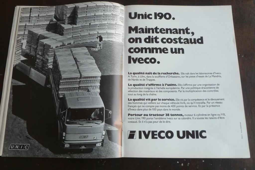 Pub et catalogues UNIC - IVECO Unic_117