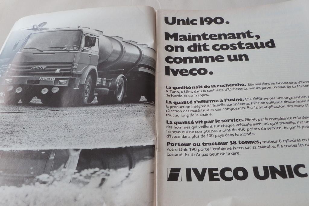 Pub et catalogues UNIC - IVECO Unic_215