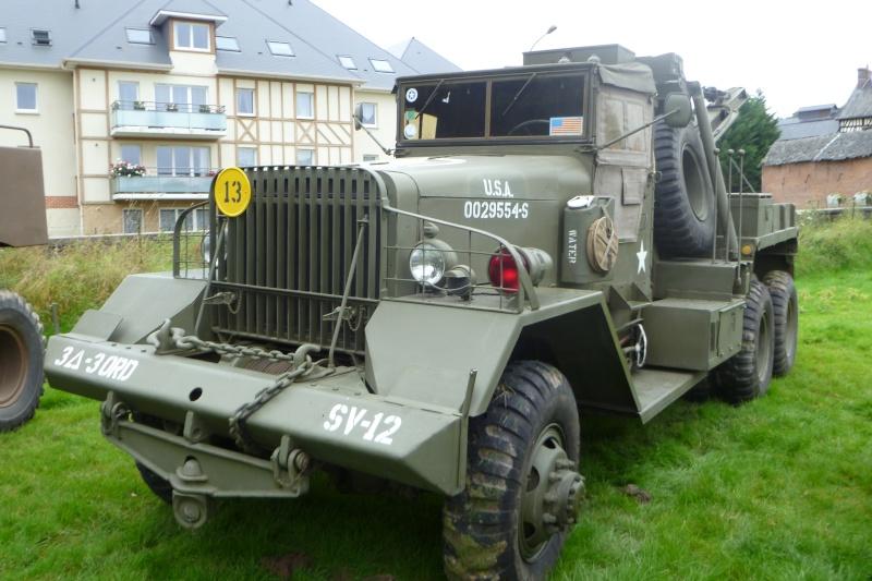 Ancien camion de l'armée US Us_312