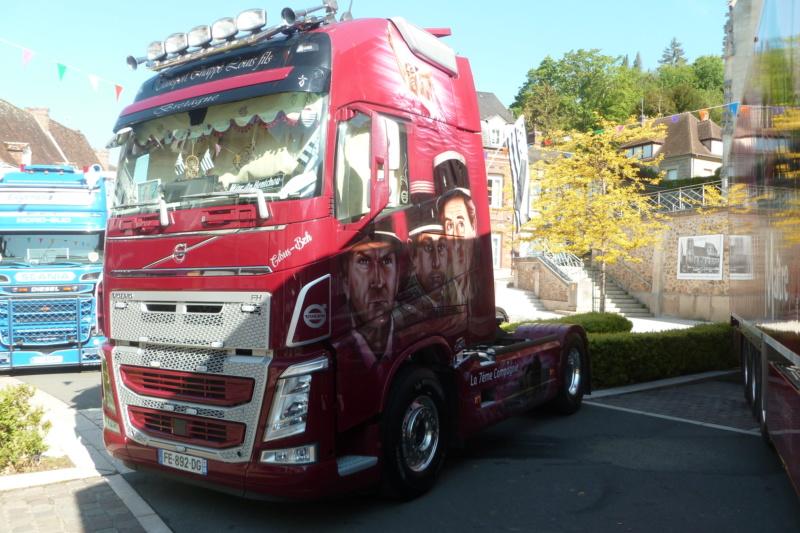 camions decorés - Page 3 Volvo_27