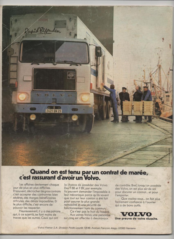 PUB ANCIENNES ET NOUVELLES POIDS LOURDS ET ACCESSOIRES Volvo_37