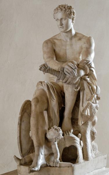 MYTHOLOGIE GRECO/ROMAINE Ares_l10