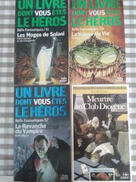 Catalogue bibliographique de la série Défis Fantastiques - Page 4 Butin-11