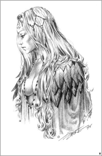 LARRY ELMORE (dessins) Bw019_10