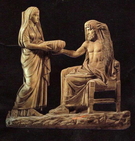 MYTHOLOGIE GRECO/ROMAINE Cronos10