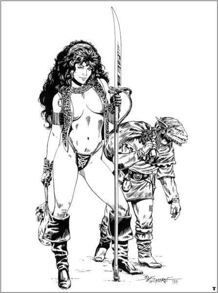 LARRY ELMORE (dessins) Lelmor10