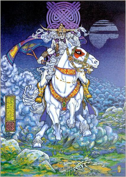 MYTHOLOGIE CELTIQUE Lugh-r10