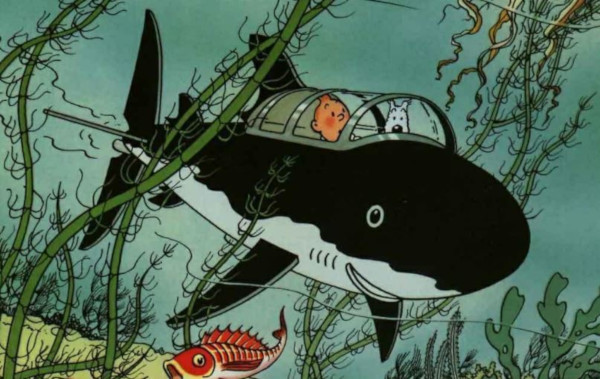 LE REQUIN - Page 3 Tintin10