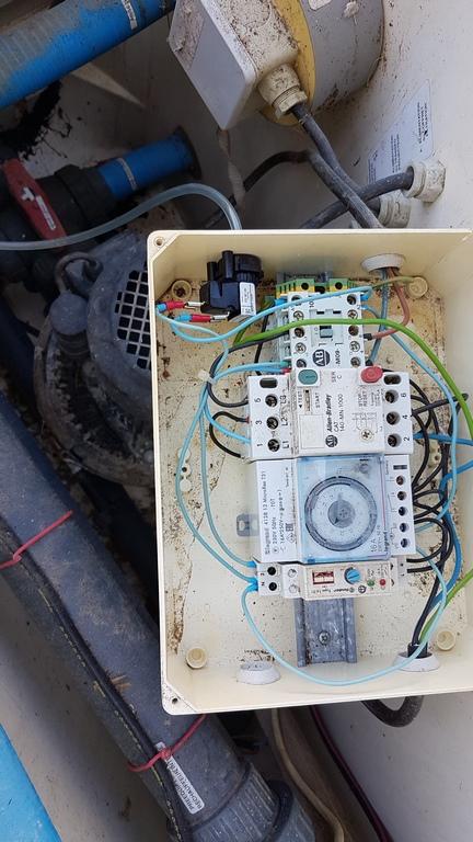Escatop- Branchement interrupteur pneumatique 20200910