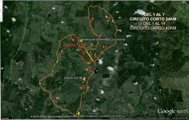 4º Travesia Sierra de los Rocha - 2013 -  54982810