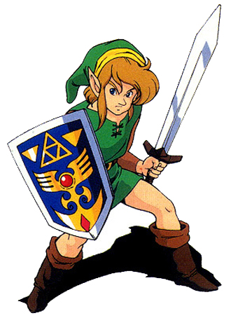 The Legend of Zelda Theleg10