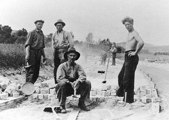 Les métiers d'antan, ou la vie d'autrefois 066c5511