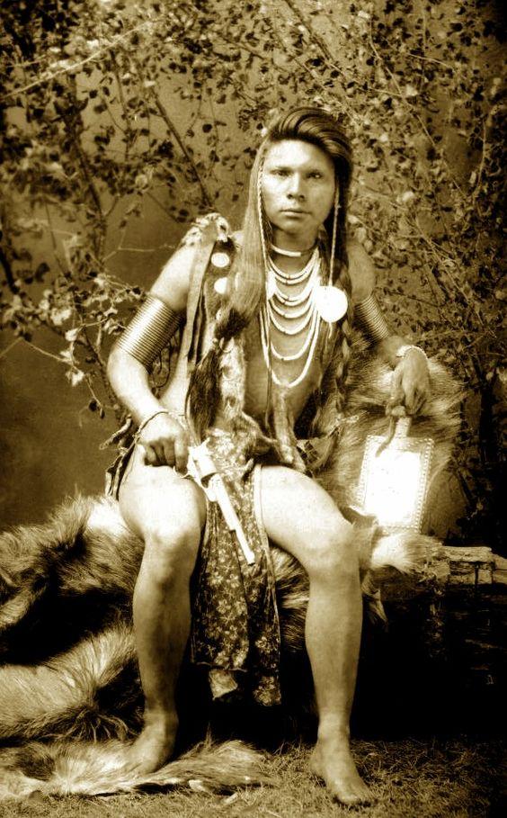 La sagesse des Indiens d'Amérique que l'on appelle des sauvages a médité 10317c10