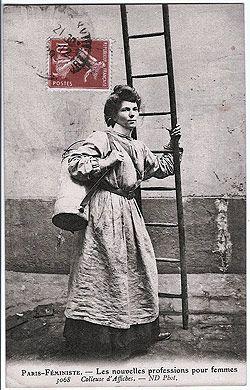 Les métiers d'antan, ou la vie d'autrefois 264a4910