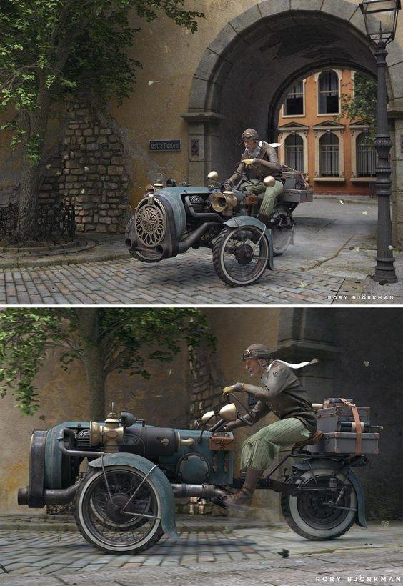 Moto pour faire le kakou 3150d510