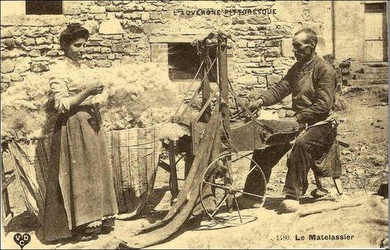 Les métiers d'antan, ou la vie d'autrefois 423db910