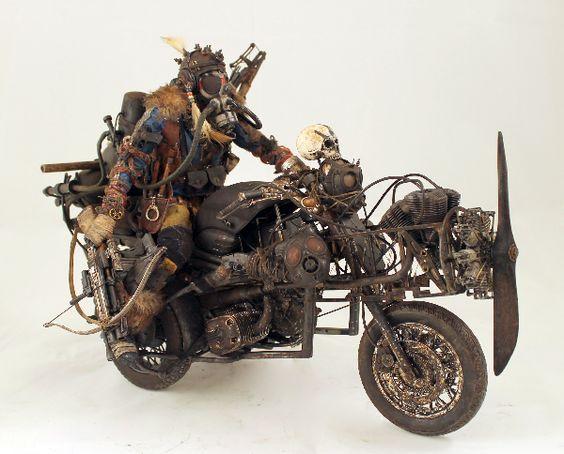 Moto pour faire le kakou 59d40110