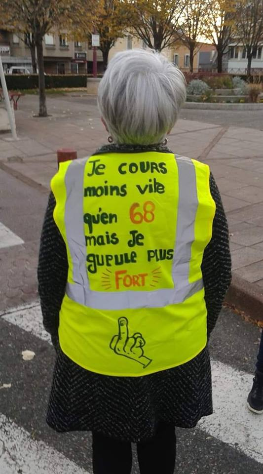 Blocage de la France le 17 Novembre contre le prix des carburants - Page 17 5bf3e710