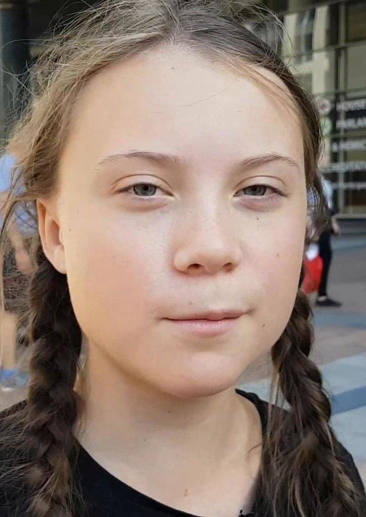 Greta Thunberg, malheur à la ville dont le prince est un enfant - Page 2 75404610