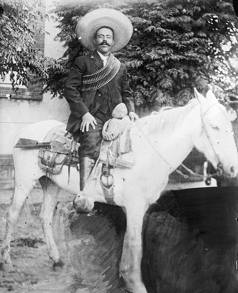 Histoire : La révolution Mexicaine 800px-10