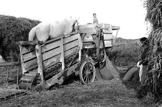 La vie d'autrefois dans les fermes 81df8110