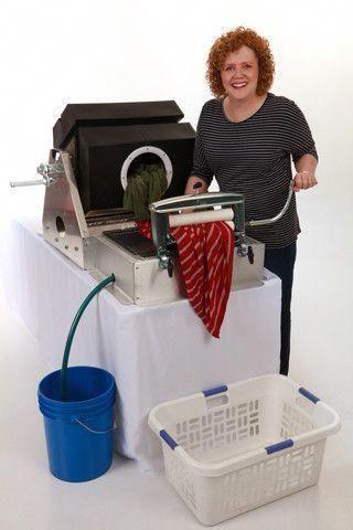 Les premières machines à laver. 8811c310